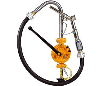 atex manual pump equipped for fat so solvent. Black Bedroom Furniture Sets. Home Design Ideas